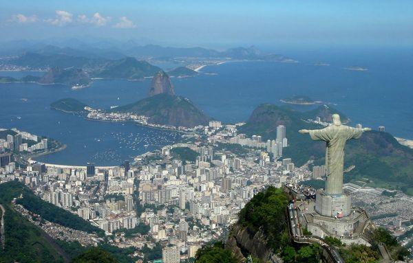 Rio de Janeiro (Kép: vecd.org)