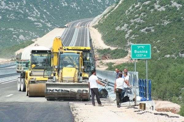 Az új viadukt: hogyan is nevezzelek? (Kép: www.tportal.hr)