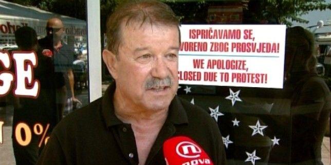 A sztrájk alatt az iroda zárva tart (Kép: www.dnevnik.hr)